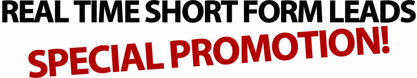 real-time-short-form-leads-special-promotion
